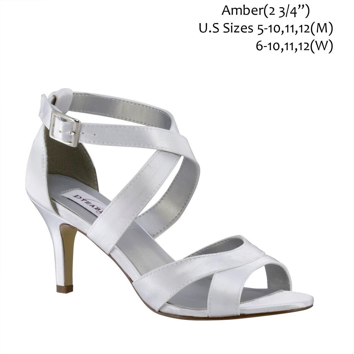 Custom Wedding Shoes Base Shoe Style Amber