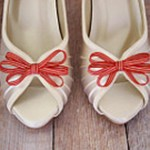 Baseball Themed Custom Wedding Shoes by Ellie Wren 3