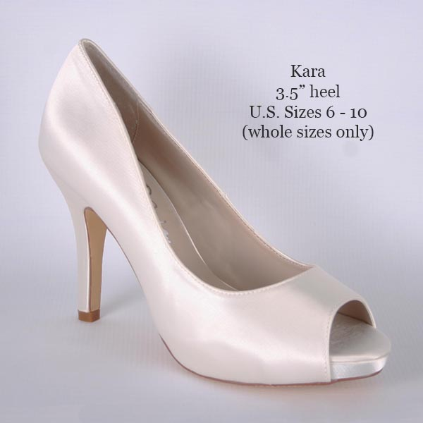 Custom Wedding Shoes Base Shoe Style
