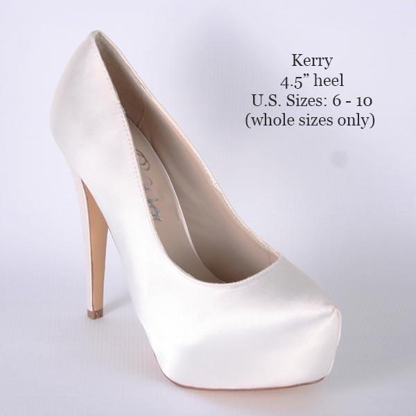Custom Wedding Shoes Base Shoe Style