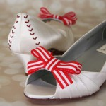 Baseball Custom Wedding Shoes