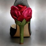 Flower Heel Cup