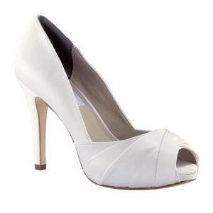 Mackenzie Base Shoe Style Custom Wedding Shoes