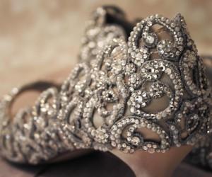 Indian Wedding Shoes: Custom Wedding Shoes Designed for an Indian Wedding Celebration