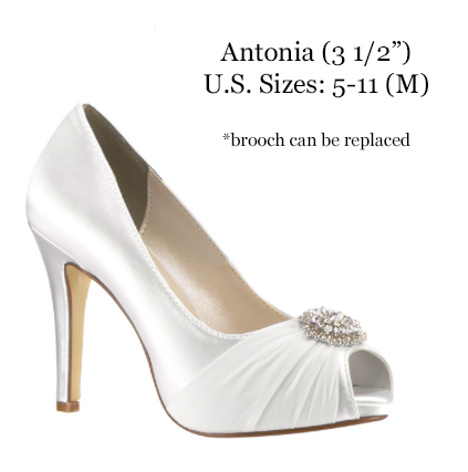 d5323ac4028c Design Studio  Let Us Get To Know Your Wedding Shoe Style