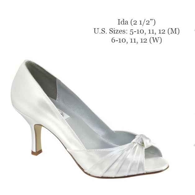 63dc337aaa4 Design Studio  Let Us Get To Know Your Wedding Shoe Style